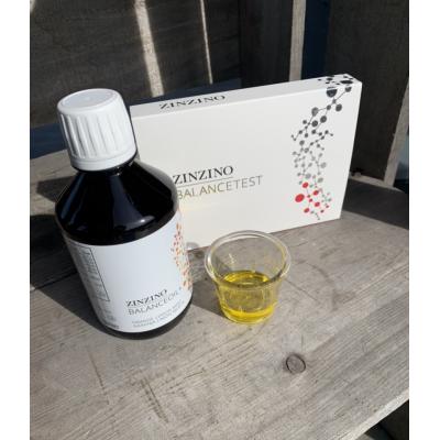 BLOEDTEST VETZUREN / GEZONDHEID CELLEN + fles BalanceOil Omega 3 + bespreking