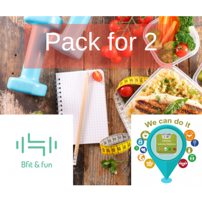 PACK FOR 2 (2PP)